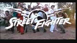 Jean-Claude Van Damme - Street Fighter Trailer [1994]