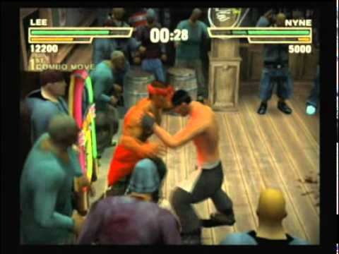 Def Jam Fight for NY The Bruce Lee Story Part IV