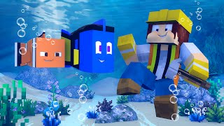Minecraft : PROCURANDO NEMO !! ( Build Battle )
