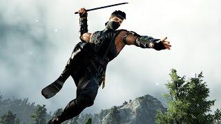 Black Desert Stream : Ninja character creation and early level gameplay