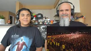 Slipknot - Spit It Out (Live at Download 2009) [Reaction/Review]