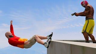 GTA 5 Crazy & Fail Compilation #8 (GTA V Funny Moments Thug Life)