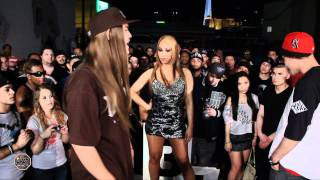 AHAT Rap Battle Doms vs DJ Penn