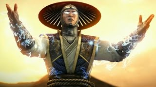 Mortal Kombat X - Raiden Reveal Trailer HD