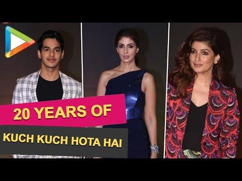 Xxx Mp4 Kuch Kuch Hota Hai Celebrates 20 Years Karan Johar Shahrukh Khan Kajol Rani Mukerji Part 1 3gp Sex