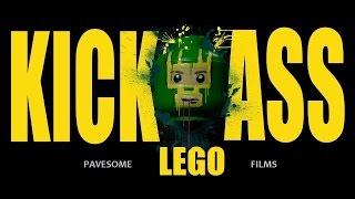 LEGO Kick-Ass (Street Fight Scene)