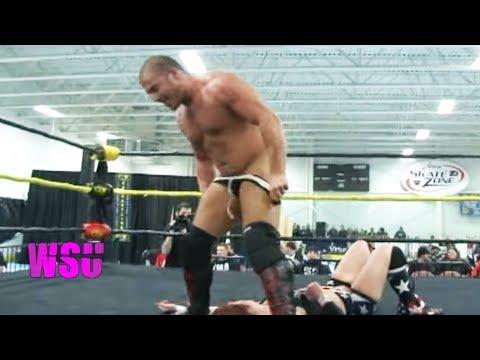 Xxx Mp4 Free Match Chris Dickinson Vs Addy Starr Beyond Wrestling Showcase At WSU Intergender Mixed 3gp Sex