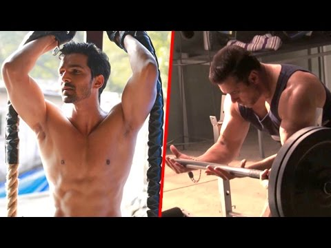 Xxx Mp4 Salman Khan S BIL Ayush Sharma V S Harshvardhan Rane HOT WORKOUT VIDEO 3gp Sex