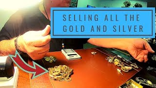 Selling Gold And Silver From A Storage Unit Auction