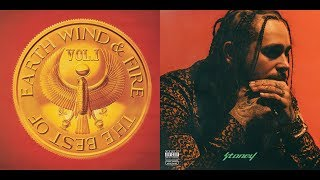 Earth, Wind & Fire x Post Malone - September Congratulations | Press Play