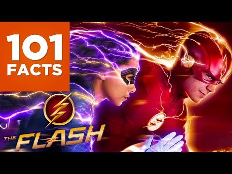 watch 101 Facts About The Flash