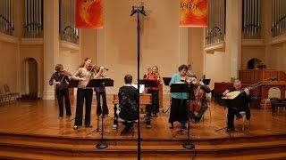 Bach Double Violin Concerto in D Minor, Rachel Podger & Elizabeth Blumenstock 4K UHD