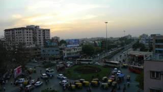 Anjali Cross Road, Ahmedabad  April 2012