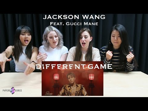 Download [MV REACTION] DIFFERENT GAME - JACKSON WANG ft. GUCCI MANE | P4pero Dance