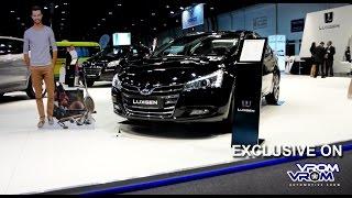 Luxgen Stand | Dubai International Motor Show 2015 | جناح لاكسجين | معرض دبى الدولى للسيارات