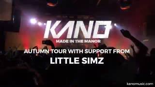 Kano - Made in the Manor Tour 2016