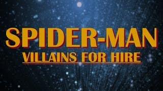 Spider-Man   Villains For Hire (Teaser Trailer) 2K