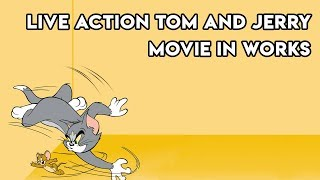 Tom and Jerry Live-Action Movie in works [Urdu/Hindi]