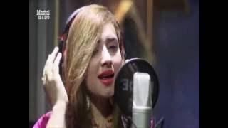 Nadia Gul And Iram Ashan New Jawabi Tapey 2016 Musafar Pa Bal Watan We
