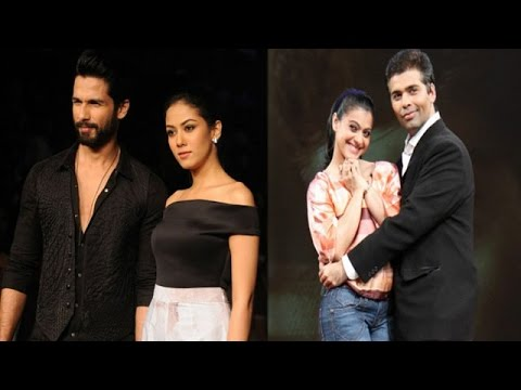 Xxx Mp4 Shahid May Make Mira Act In Films Karan Kajol Over As Friends Forever 3gp Sex