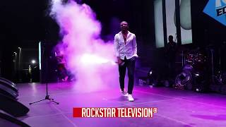 ALIKIBA brings in the New Year in Kigali Part 1