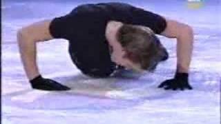 Alexei Yagudin -  the best ice skater ever