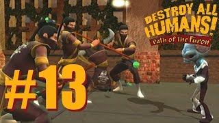 Destroy All Humans! Path of the Furon I Hot Tea #13