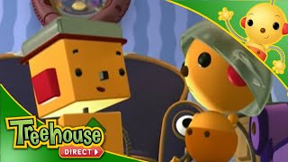 Rolie Polie Olie : Space Hero Compilation ! | Funny Cartoons for Kids by Treehouse Direct