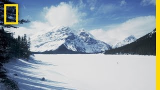 Epic Winter Adventures Await in These Canadian Mountains | National Geographic