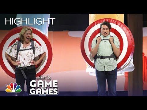 Xxx Mp4 Season 2 Episode 2 Knockin Boots Ellen S Game Of Games Episode Highlight 3gp Sex