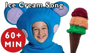 Ice Cream Song and More   Nursery Rhymes from Mother Goose Club!