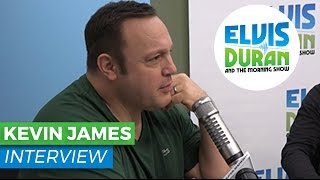Kevin James Talks New Sitcom 'Kevin Can Wait' and Being a Sex Symbol | Elvis Duran Show