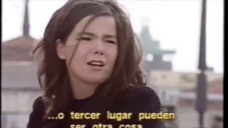 Björk has no time for your sexism bullshit 1994