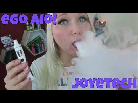 JoyeTech eGo AIO - CHILDPROOF! | TiaVapes Review
