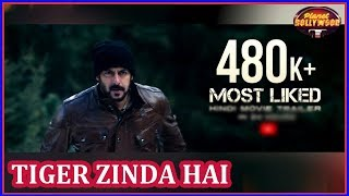 'Tiger Zinda Hai' Trailer Sets 5 Different Records In Just 24 hrs | Bollywood News
