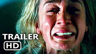 A QUIET PLACE Official Trailer (2018) Emily Blunt Thriller Movie HD