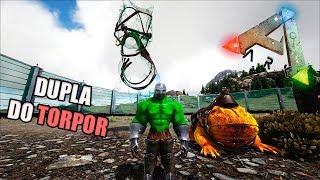 ARK AFTERLIFE T2 ep.14 --- A DUPLA DO TORPOR!!