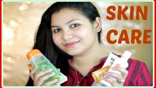 My skin care routine/summer morning/skin care tips/indiangirlchannel trisha