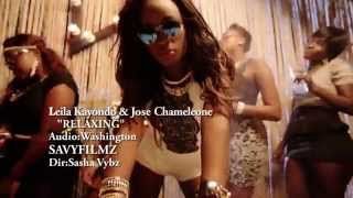 RELAXING Leila Kayondo & Dr. Jose Chameleone (Official Video)