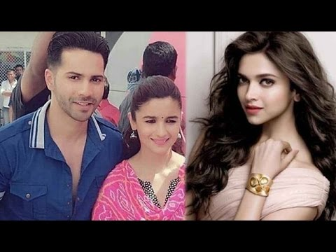 Varun & Alia In Kota For 'Badrinath Ki Dulhania' | Deepika To Begin Shooting For 'Padmavati' Soon