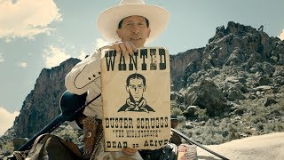 """""""The Ballad of Buster Scruggs"""" review by Kenneth Turan"""