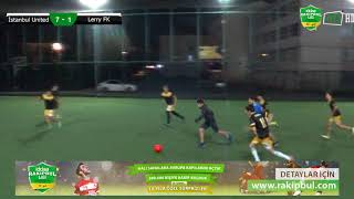 İstanbul United & Lerry FK -- 01.12.2017