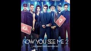 Opening To Now You See Me 2 2016 DVD
