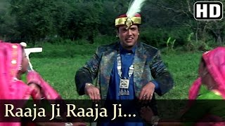 Raja Ji - Songs Collection (HD) - Govinda - Raveena Tandon - Rajaji - Udit Narayan - Anand Milind