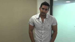 vinit kumar as priom