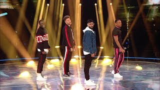 Rak-su original song AWESOME Dimeto -might be a hit single &Comments X Factor 2017 Live Show week 2