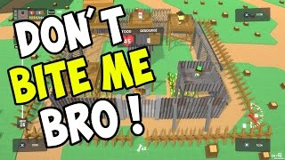 Tower Upgrades & Homeless Man! - Ep. 4 - Let's Play Don't Bite Me Bro Gameplay
