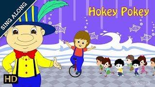 Hokey Pokey  SING ALONG Nursery Rhymes For Children Shemaroo Kids