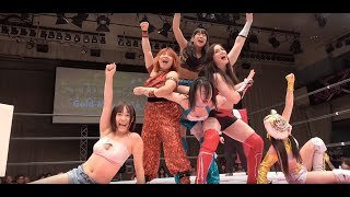 Stardom Gold May 2016 Review - Fanny Pack Wrestling Podcast - Episode 54
