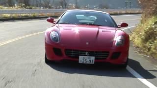 2007年忘れ!! スーパーカー乗り比べ FERARRI 599/LAMBORGHINI Murcielago